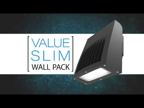 ILP's Value Slim Wall Pack